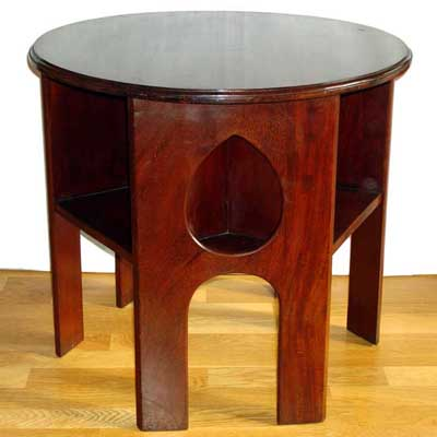 Arts & Crafts mahogany table for Liberty & Co