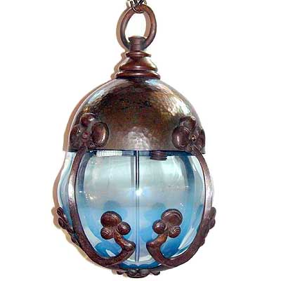 Art nouveau bronze and opaline glass ceiling light morgan art nouveau bronze and opaline glass ceiling light mozeypictures Images